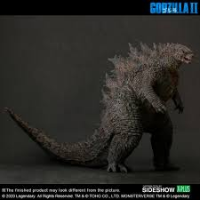 The figures come in various classes, each defining different features of the figures. Godzilla 2019 Collectible Figure By X Plus Sideshow Collectibles