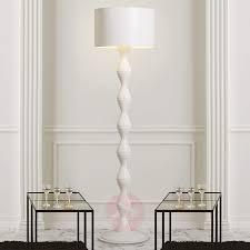 Witte Designer Staande Lamp Sara