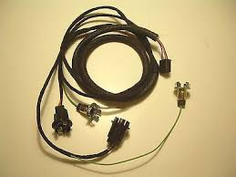 1961 chevy impala wiring harness 1961 image wiring 1964 64 chevy impala rear deck lid trunk wiring harness u2022 56 95 on 1961 chevy