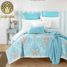 Medusa 100% cotton paisley patterned oriental quilted bedspreads ... & Medusa 100% cotton paisley patterned oriental quilted bedspreads/throws  single double size 1pc for Adamdwight.com