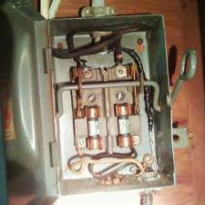 fuse box blog Cook electric residential electric fuse box vs circuit breaker panel cook on residential fuse box