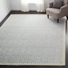 plain area com safavieh heritage collection hg812b handcrafted traditional oriental blue and brown wool area rug