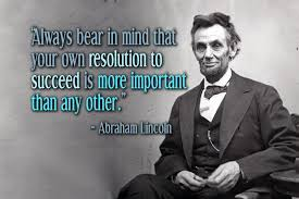 Famous People Love Quotes Best SelfLove Quotes Self Love Quotes By Abraham Lincoln