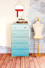 painted furniture colors. 19 Painted Furniture Makeovers In A Coastal Color Palette, Blue Furniture,  Green Painted Furniture Colors