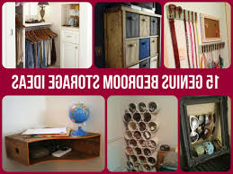 Storage For Bedrooms Without Closets Small Bedroom Storage Ideas Diy