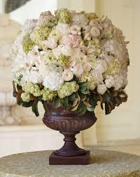Silk Arrangements For Home Decor Large White Silk Flowers Flowers Ideas