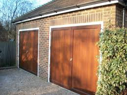 carport and garage timber side hinged garage doors fitted in cobham surrey doormatic carport and