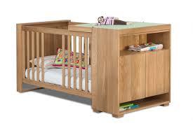 Ein solches babybett mit wickelkommode kann durchaus praktisch sein. Bosnanova Design Babybett Wickelkommode Kombi Eiche Inkl Matratze Unikat Avocadostore
