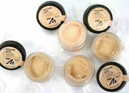 manhattan fresher skin foundation spf15