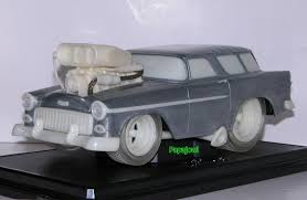 Muscle Machines 1 18 Scale 55 Chevy Nomad | eBay