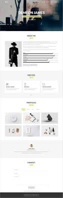 Best 25 Personal Portfolio Ideas On Pinterest Personal Website