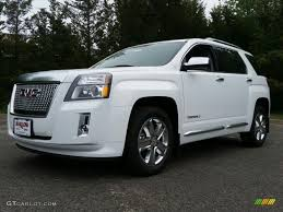gmc 2015 terrain white.  White Summit White GMC Terrain Throughout Gmc 2015