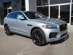 2017 JAGUAR F-PACE FIRST EDITION $70,995