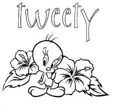 Baby Tweety Bird Coloring Pages Coloring Pages Bird Painting For