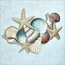 turquoise wall art turquoise metal flower wall art