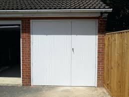 types of garage doors all door openers reviews materials