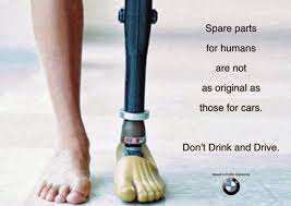 everybody loves to analyze this bmw drunk driving ad bmw drunk driving psa