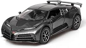 Just like bugatti's cars, this pool table is expensive as well as exclusive. Amazon Com Nmbe Car Model Boxed Carbon Fiber Bugatti Car Model 1 32 Sports Car Simulation Model Maternal And Child Toy Car Entity Mixed Batch Aluminum Alloy Car Model Home Kitchen
