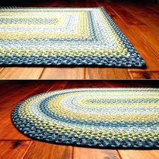 capel braided rugs braided rugs for round area 4 foot gray kitchen woven mat blue