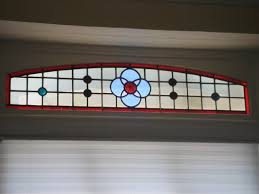 when we bought our house this window was ed and in rough shape i hired a stained glass company to re it to it s original glory and it only set