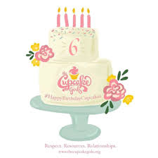 Its Our 6th Birthday The Cupcake Girls