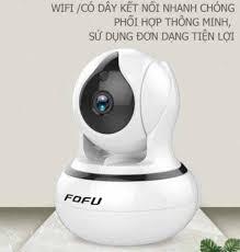 1 Camera IP Wifi Fofu 360 - Công ty lắp đặt camera Nha Trang- ST Camera