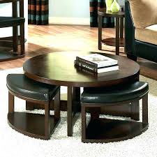 coffee table with stools underneath coffee tables with stools coffee table with stools underneath round coffee