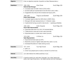 Free Sample Resumes Online Astounding Free Resume Samples Online Cv