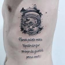 Tetování Enduro