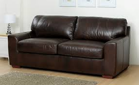 leather sofa bed.  Bed Impressive Leather Couch Bed 0 Black Sofa Throughout
