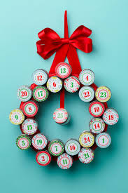 Advent Wreath Decorations Colorful Advent Wreath Craft