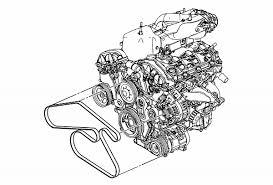 buick enclave serpentine belt diagram  2007 gmc acadia engine diagram diagram schematic my subaru
