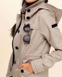 hollister co space er mens jacket light blue