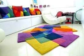 bright colored rugs area fabulous perfect bedroom on unusual colorful kids rug all about sets indoor