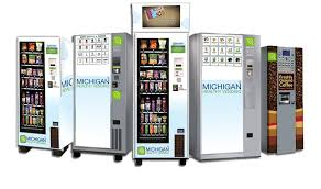 Vending Machines Michigan Enchanting Michigan Healthy Vending Ensures Tasty And Healthier Products For All