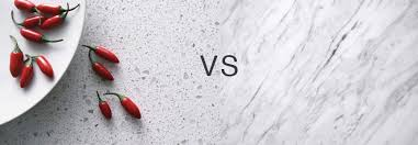 granite vs quartz countertop