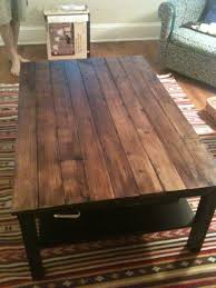 inspirational pallet wood table top