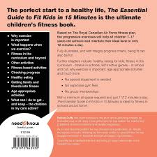 Fit Kids In 15 Minutes The Essential Guide Robert Duffy