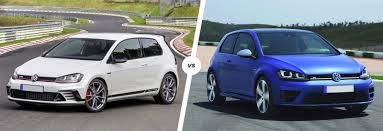 VW Golf GTI Clubsport S vs Golf R comparison | carwow
