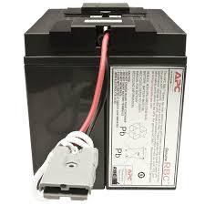 Сменная <b>батарея APC</b> RBC55 <b>Battery</b> replacement kit - купить ...
