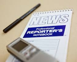 Image result for newspaper reporter