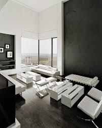 Modern Living Room Black And White 25 Bold Black And White Interior Design Ideas