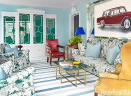 Blue And Green Living Room 145 best living room decorating ideas & designs housebeautiful 2214 by xevi.us