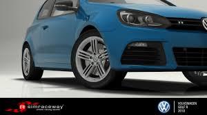 Simraceway - Volkswagen Golf R