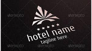 Hotel Name Logo Design Hotel Name Logo Design Modern Bold Lodging