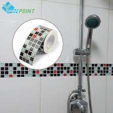 Kitchen Wallpaper Borders Online Get Cheap Mosaic Wallpaper Borders Aliexpresscom