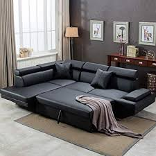 Image Charpan Amazoncom Sofa Sectional Sofa Bed Living Room Sofa Corner Sofa Set Futon Sofa Bed Sleeper Sofa Couch Sofa Faux Leather Queen Piece Modern Contemporary Amazoncom Amazoncom Sofa Sectional Sofa Bed Living Room Sofa Corner Sofa Set