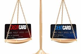 Difference Between Credit Card Vs Debit Card