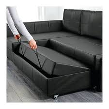 convertible sectional sofa bed. Contemporary Sectional Sectional Sofa Bed With Storage Black Faux Leather  Left Facing Chaise   To Convertible Sectional Sofa Bed