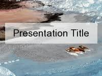 Sea Breeze Powerpoint Template